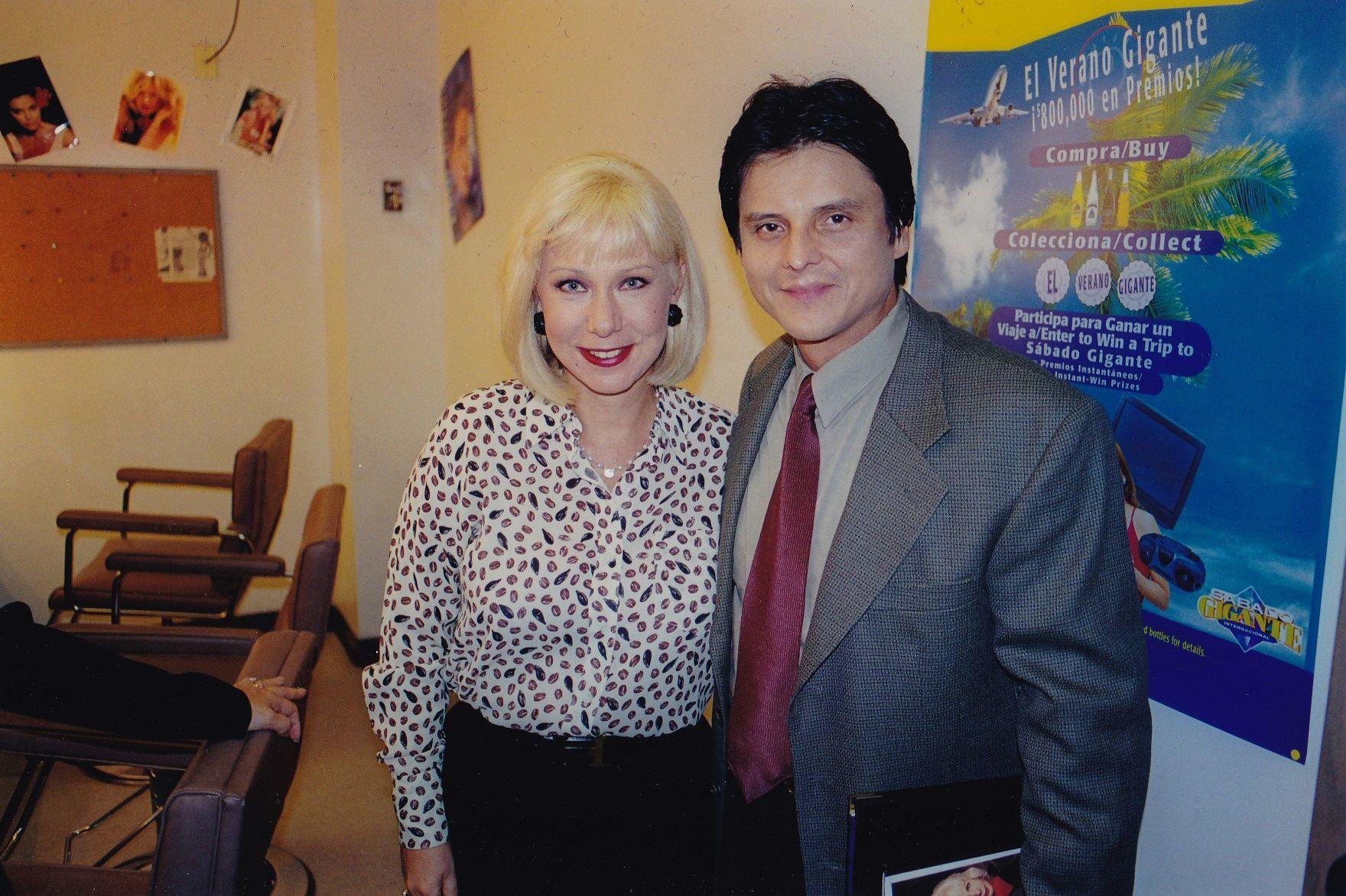 Arturo Salcedo & Cristina